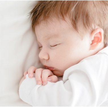 Séance nouveau-né à domicile